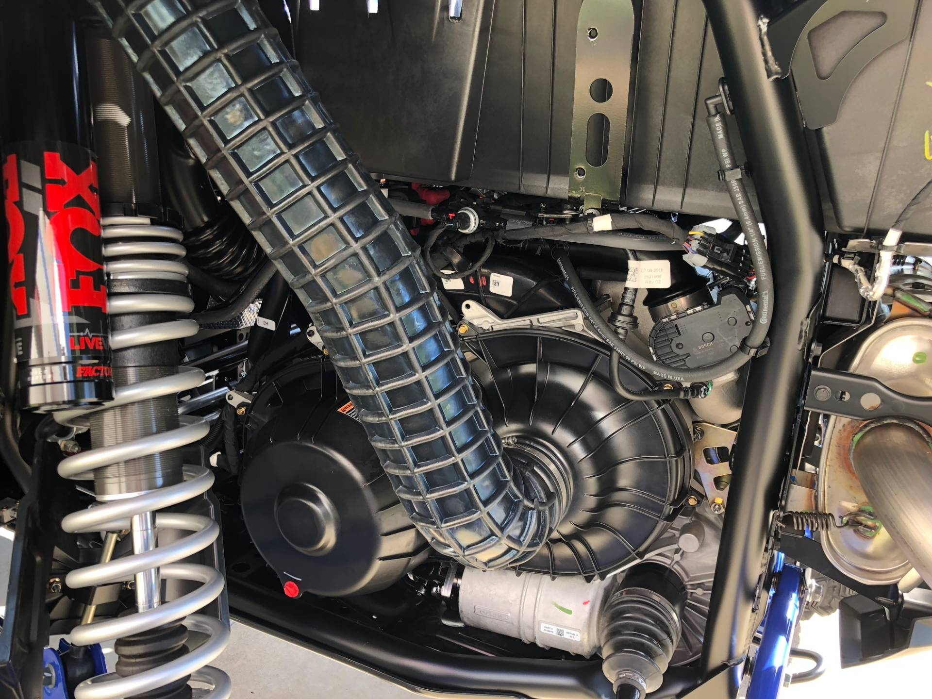 2019 Polaris RZR XP 4 Turbo S in EL Cajon, California - Photo 27