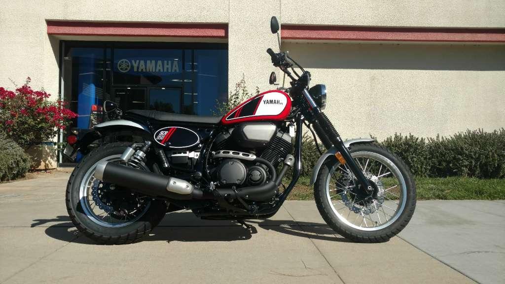 2017 Yamaha Scr950 In El Cajon California