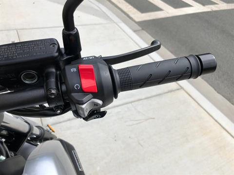 2015 Honda CTX®700N DCT ABS in EL Cajon, California