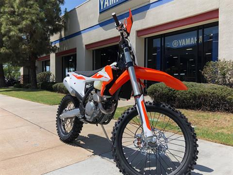 2019 KTM 250 XC-F in EL Cajon, California