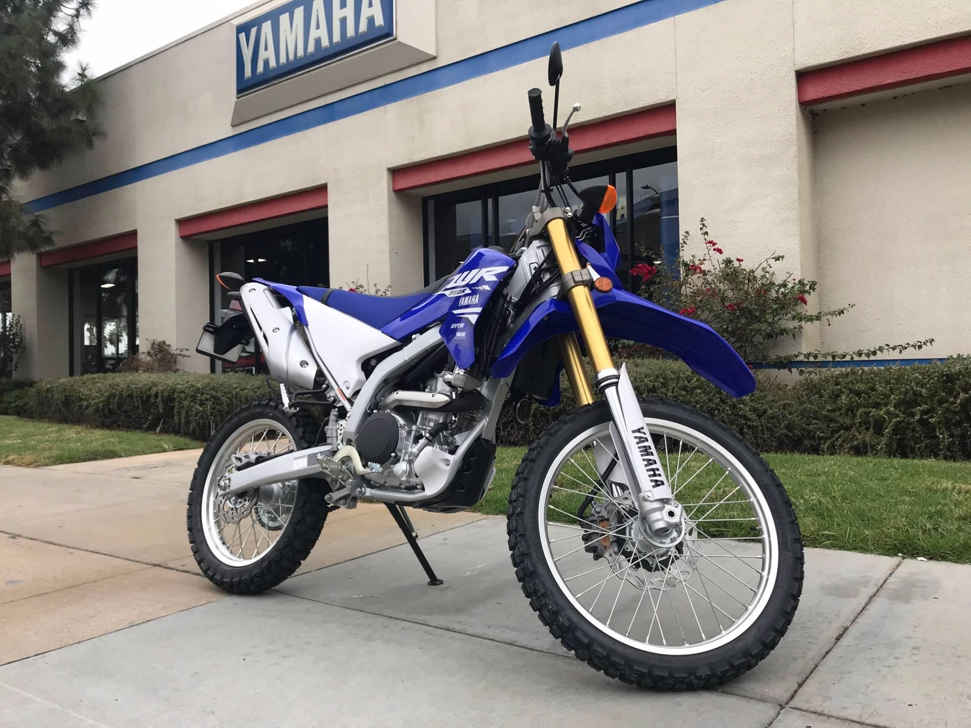 2018 Yamaha WR250R 2