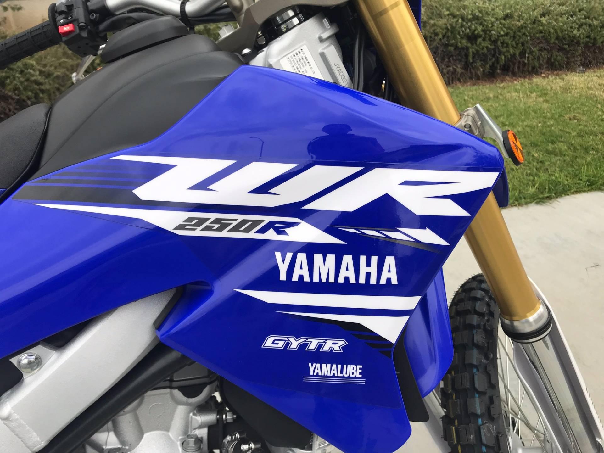 2018 Yamaha WR250R 11