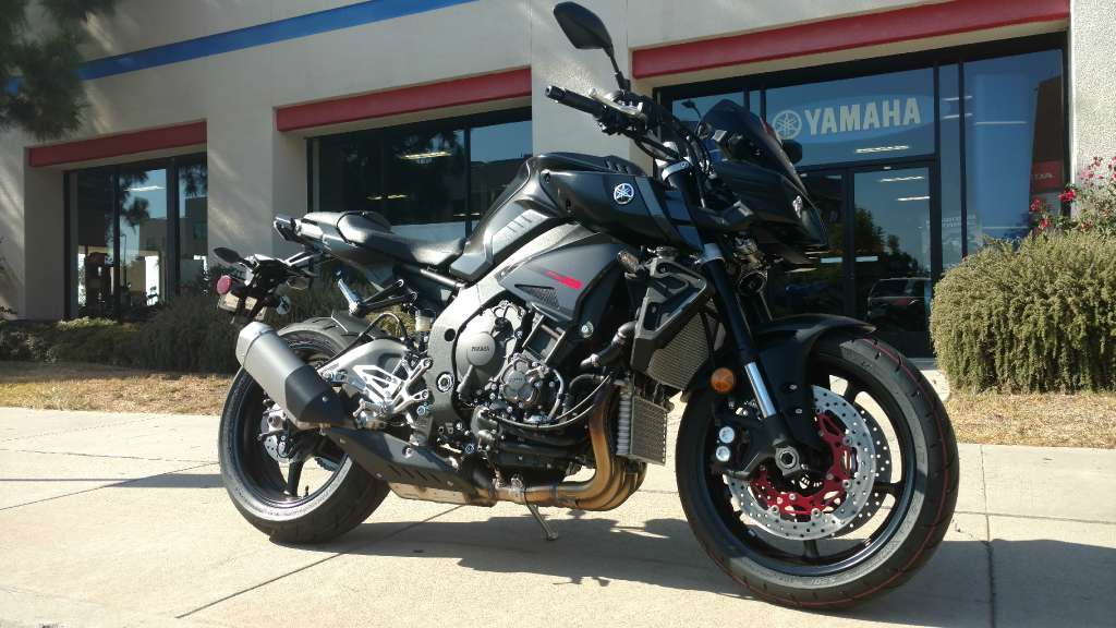 2017 Yamaha FZ-10 for sale 74129
