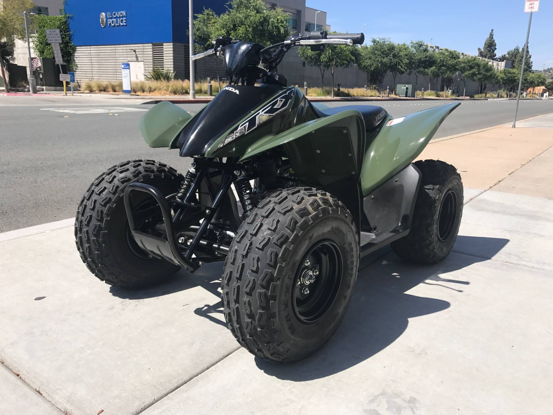 2018 Honda TRX90X in EL Cajon, California