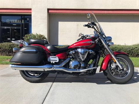 2013 Yamaha V Star 1300 Tourer in EL Cajon, California