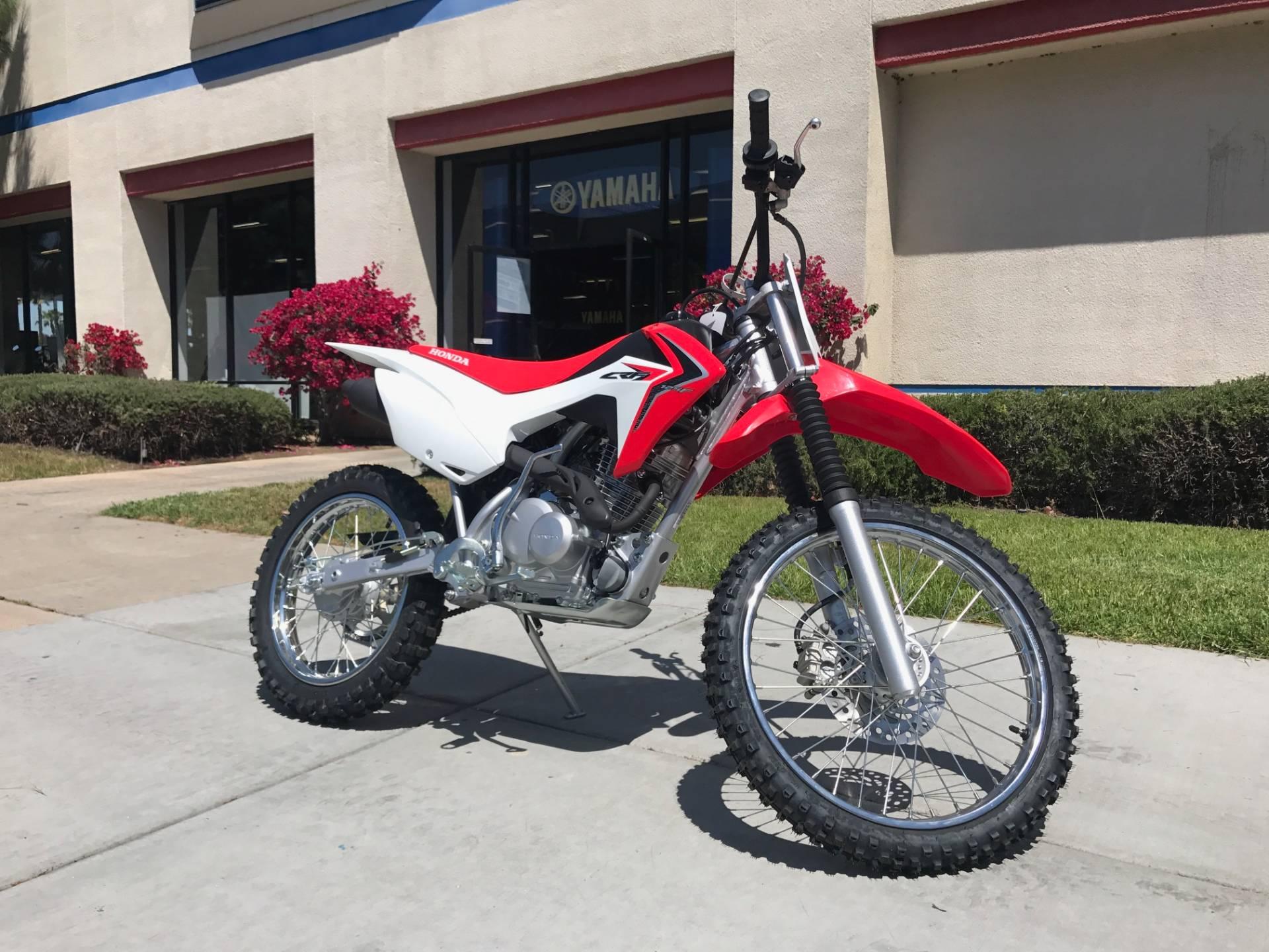 2018 Honda CRF125F (Big Wheel) for sale 36449