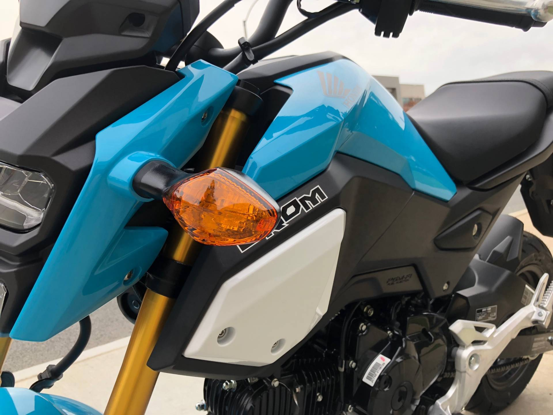 2019 Honda Grom in EL Cajon, California