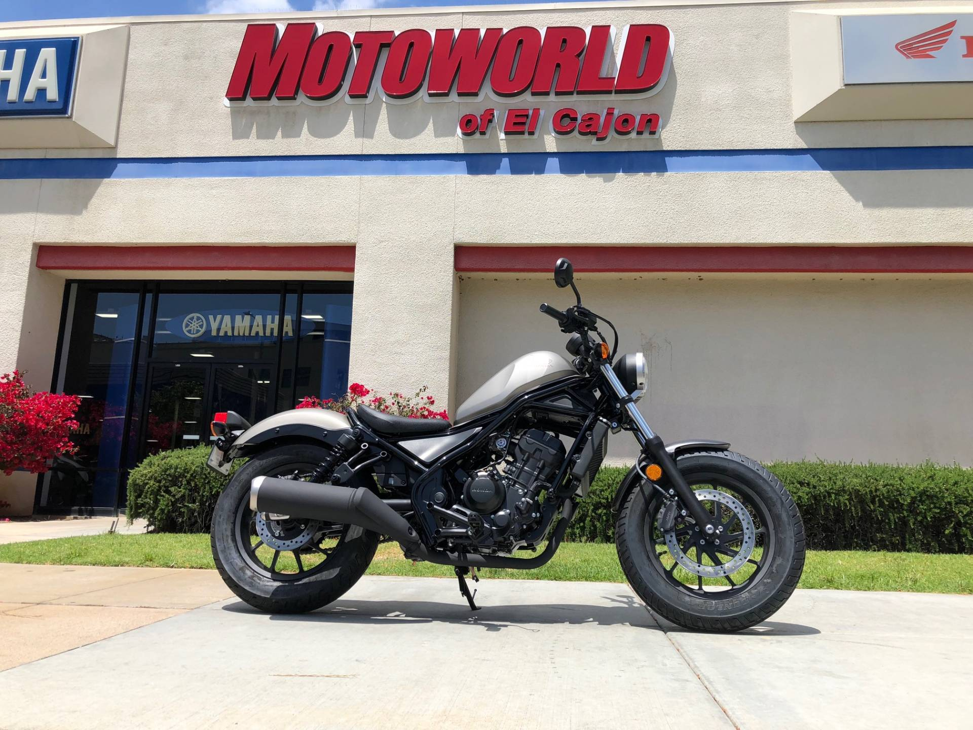2018 Honda Rebel 300 1