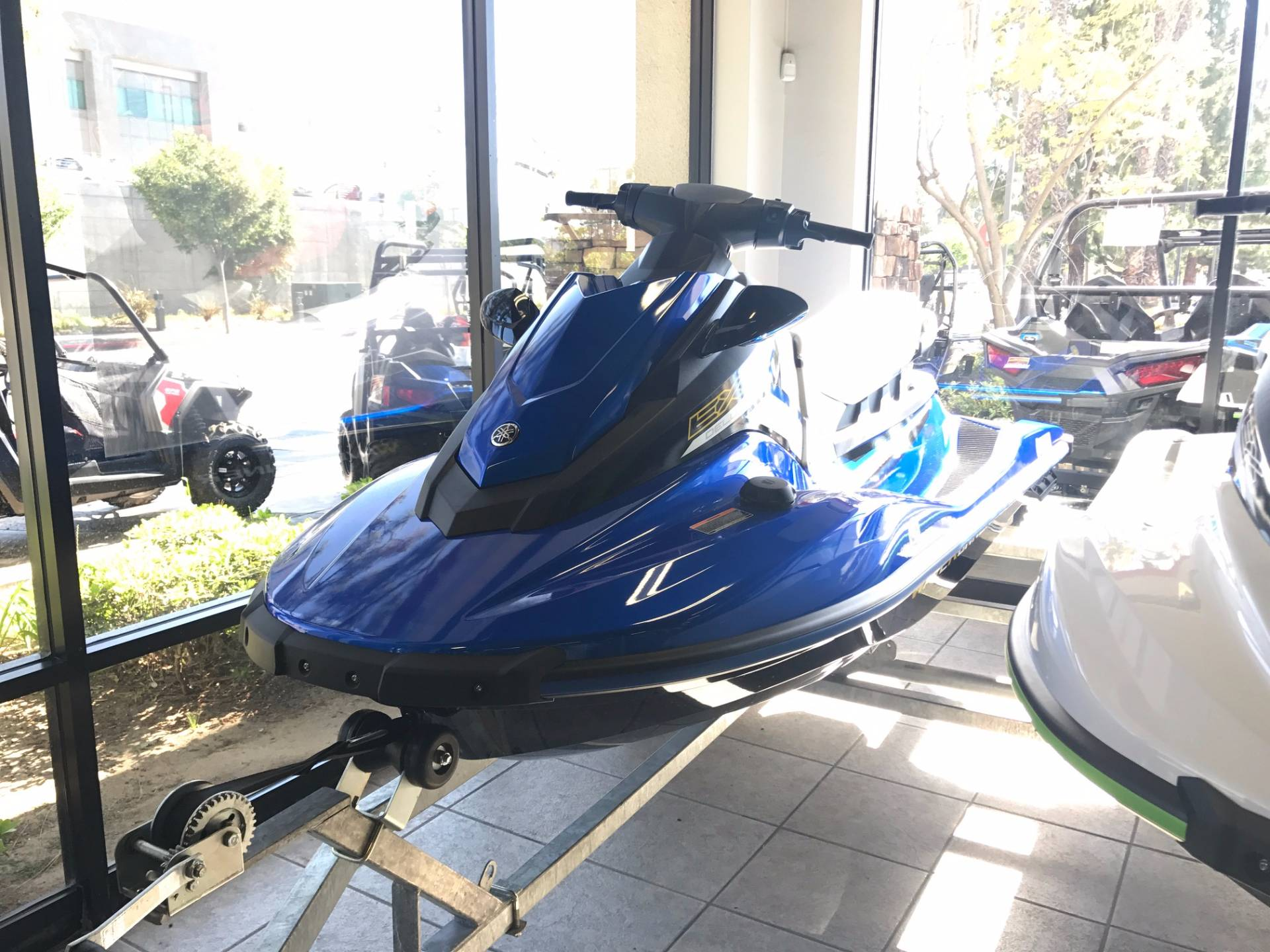 2017 Yamaha EX Deluxe for sale 132742
