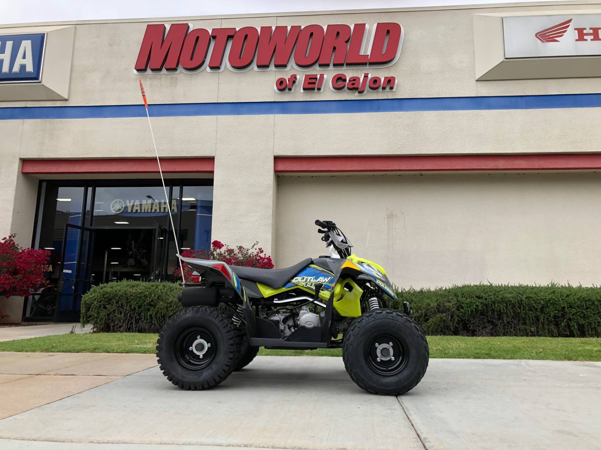 2018 Polaris Outlaw 110 for sale 157460