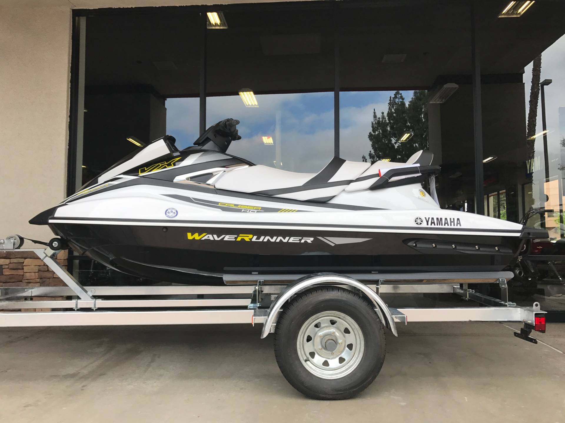 2017 Yamaha VX Cruiser HO for sale 212343