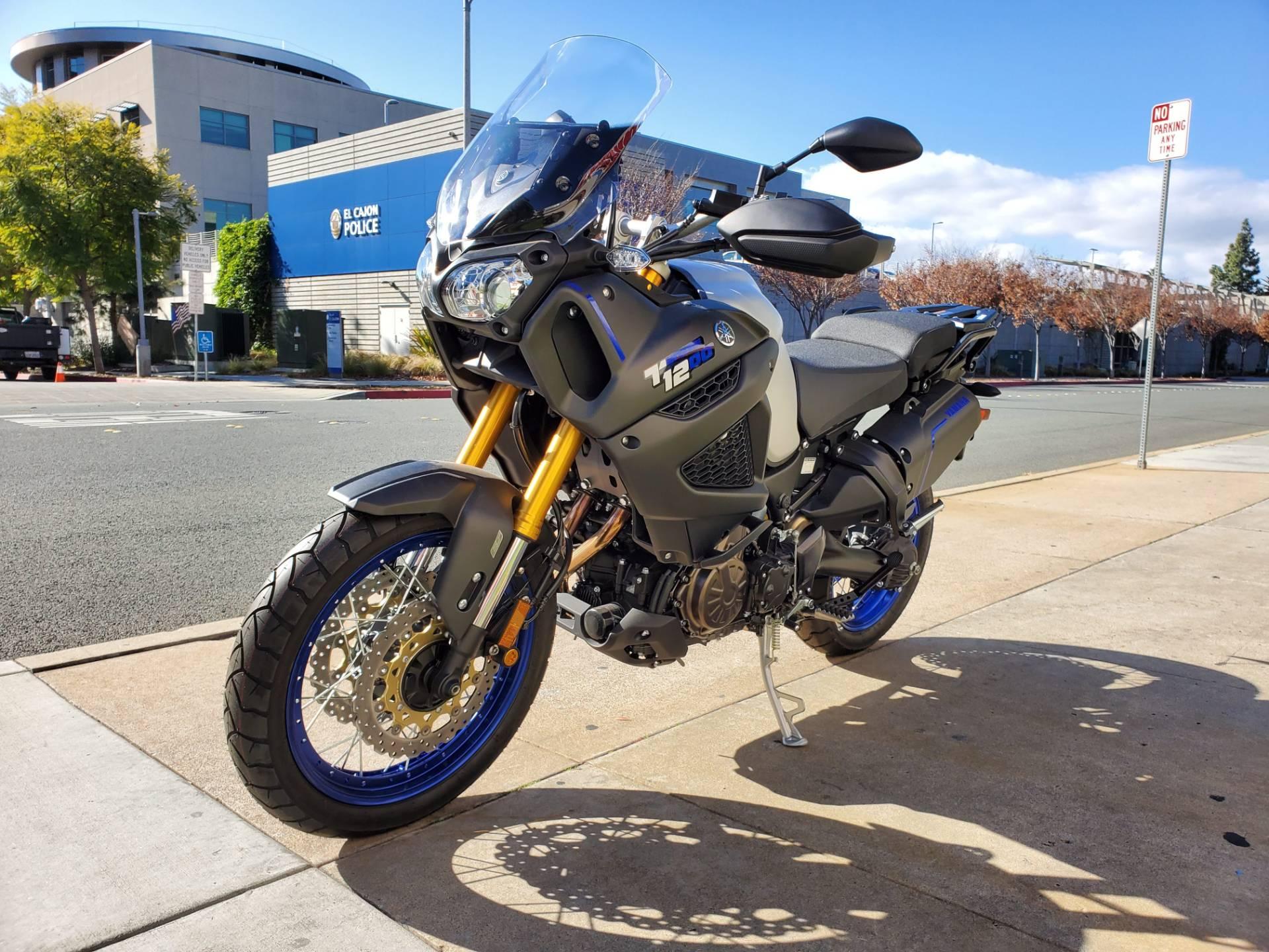 2019 Yamaha Super Tenere ES 4