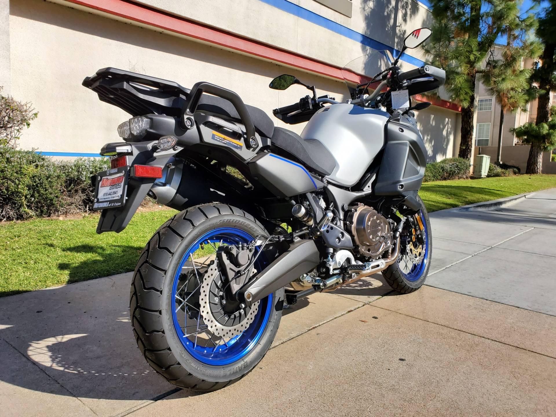 2019 Yamaha Super Tenere ES 8