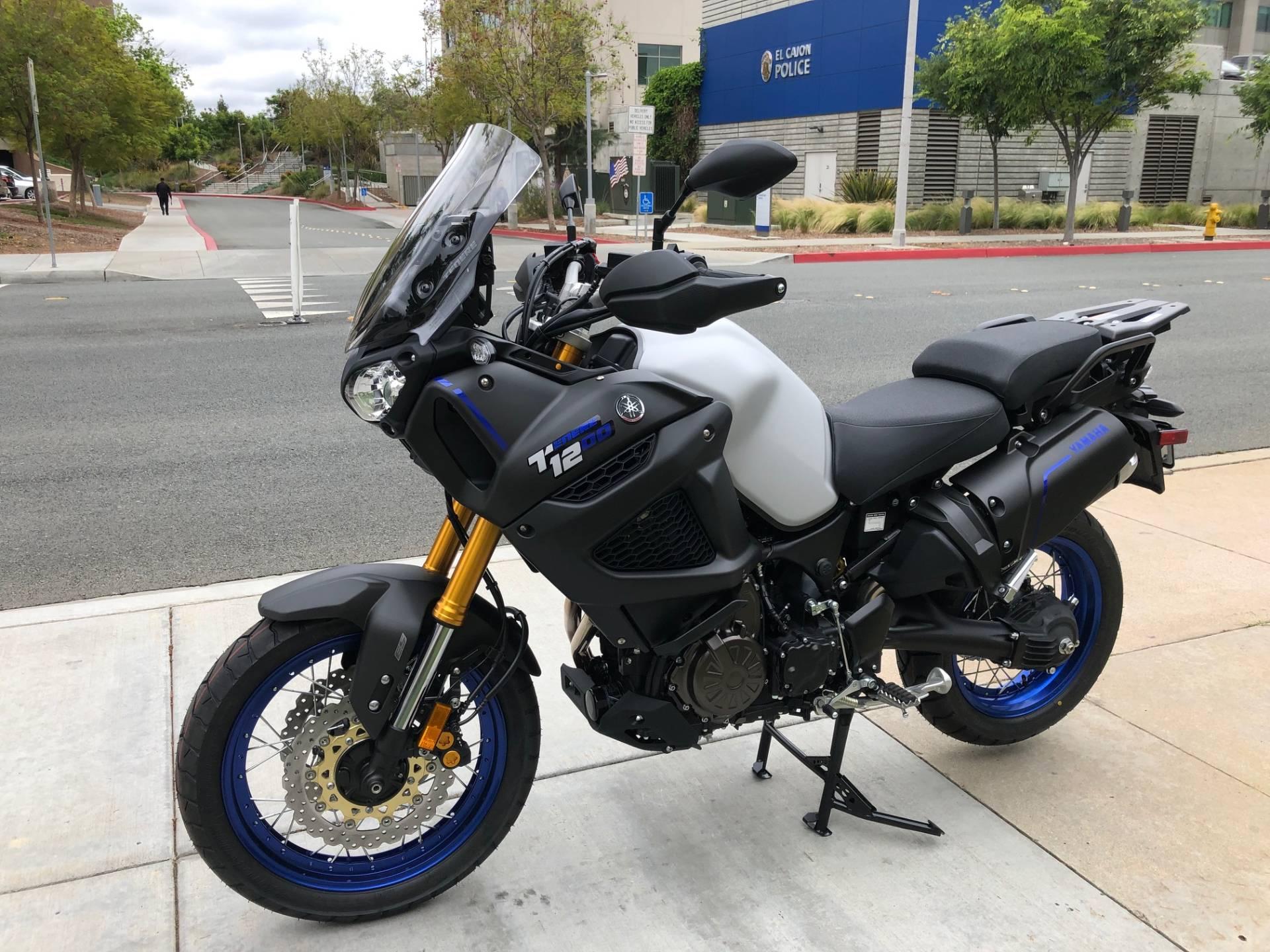 2019 Yamaha Super Tenere ES 5