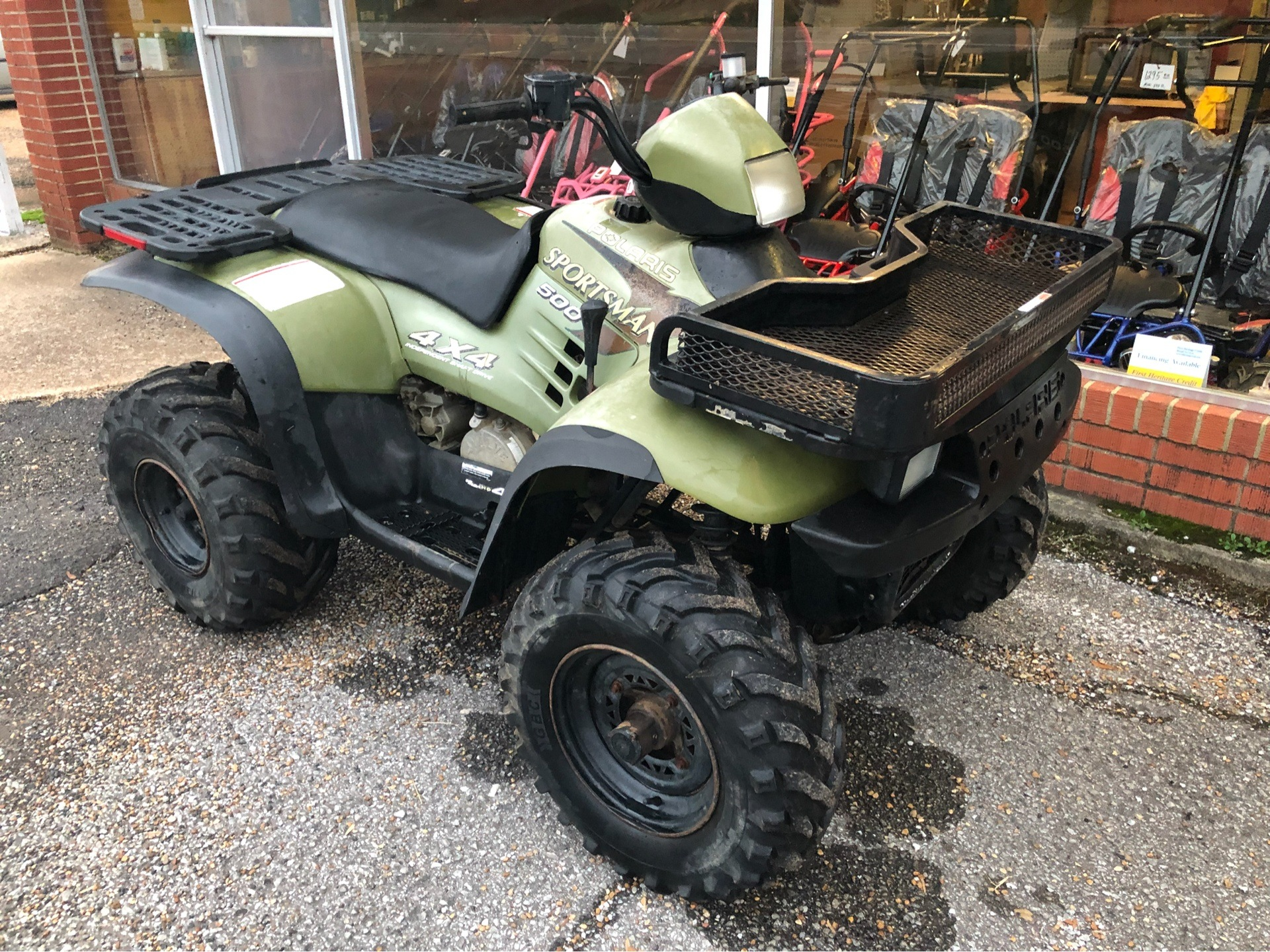 1997 Polaris SPORTSMAN 500 in Amory, Mississippi