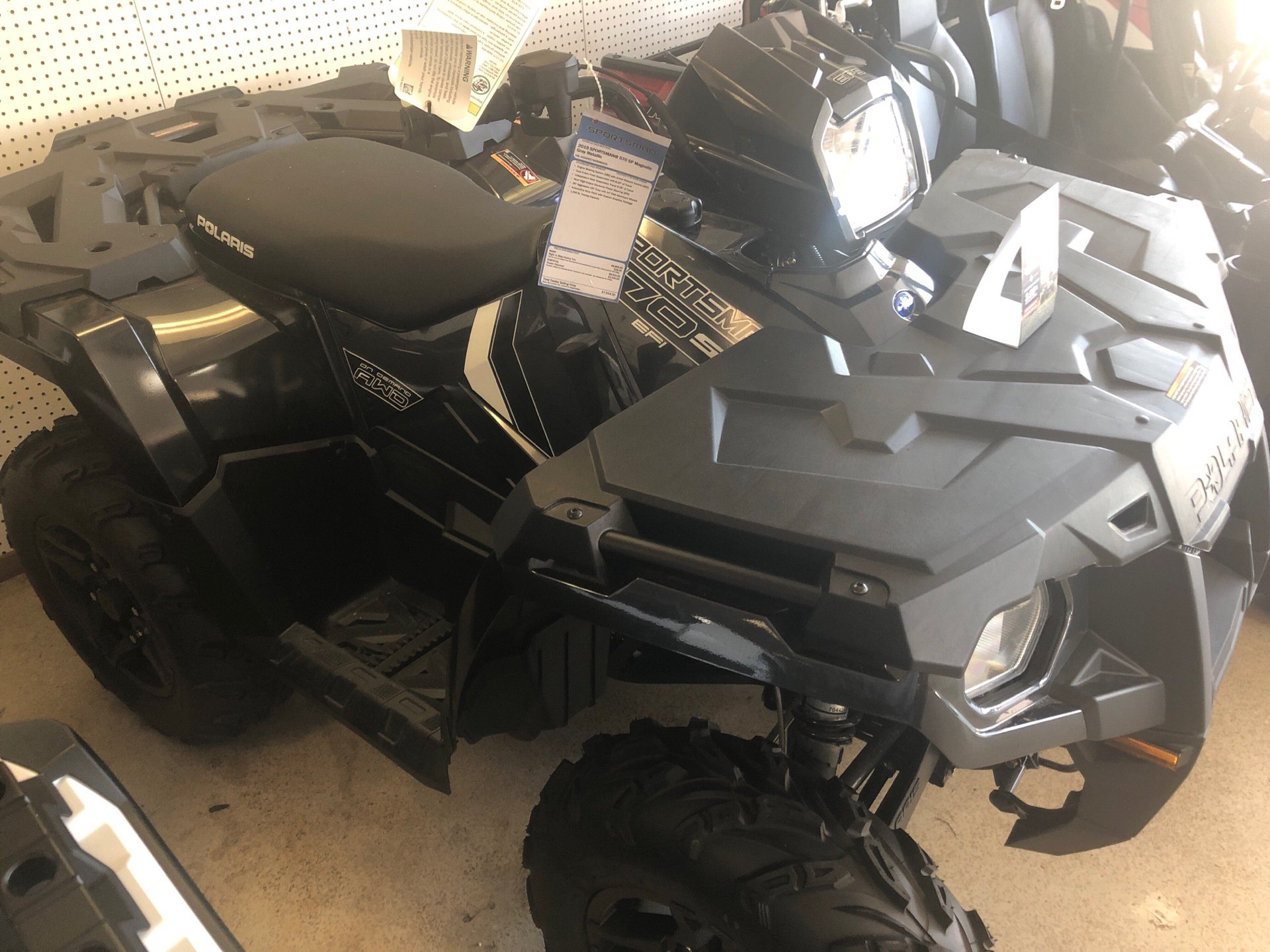2019 Polaris Sportsman 570 SP in Amory, Mississippi - Photo 1