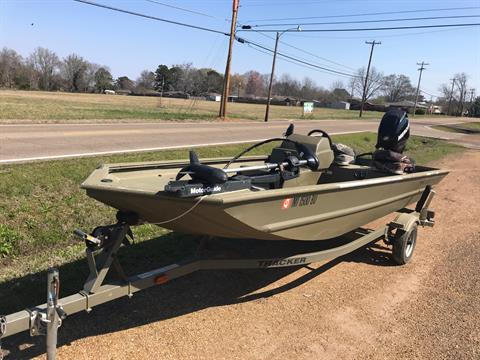 2012 Tracker Grizzly 1648 SC in Amory, Mississippi