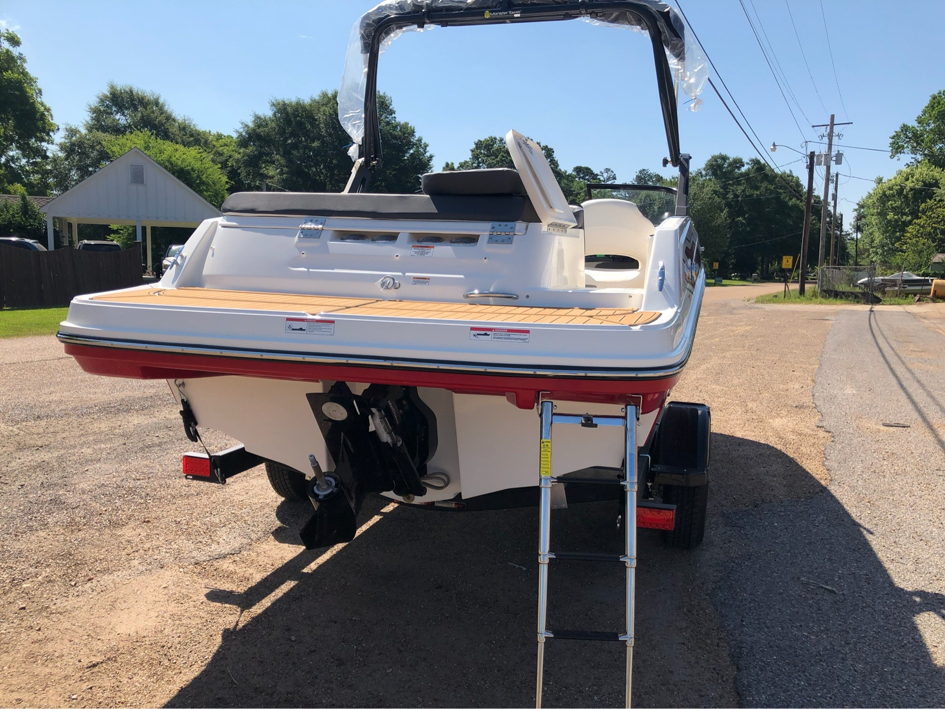 2019 Bayliner VR5 Bowrider I/O in Amory, Mississippi - Photo 3
