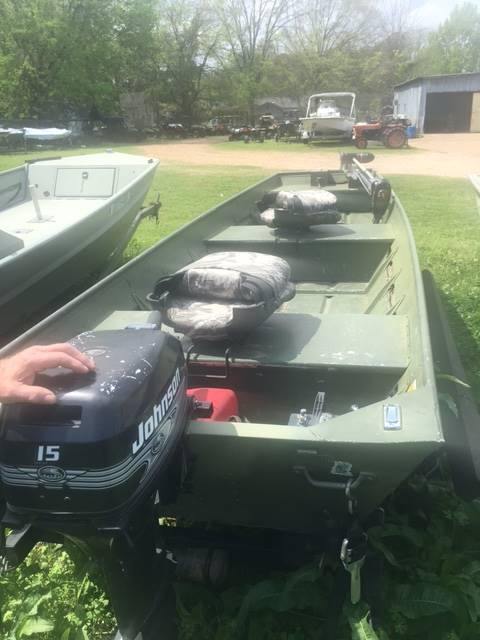 2001 USED MARINE UNITS 1436 LIGHT in Amory, Mississippi