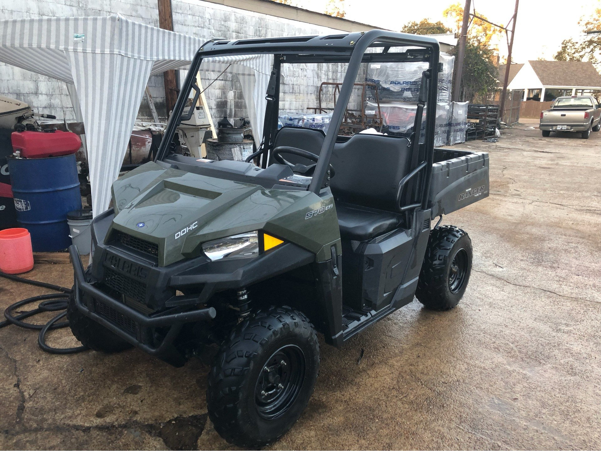 2016 Polaris Ranger 570 in Amory, Mississippi