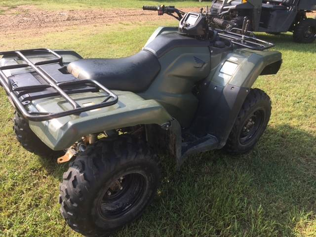 2015 Honda FourTrax® Rancher® 4x4 EPS in Amory, Mississippi