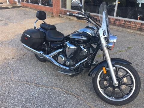 2012 Yamaha V Star 950 Tourer in Amory, Mississippi