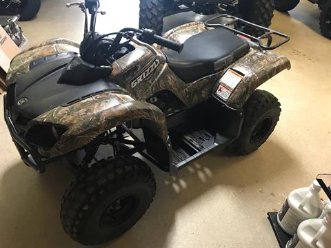 2008 Yamaha Grizzly 80 in Amory, Mississippi