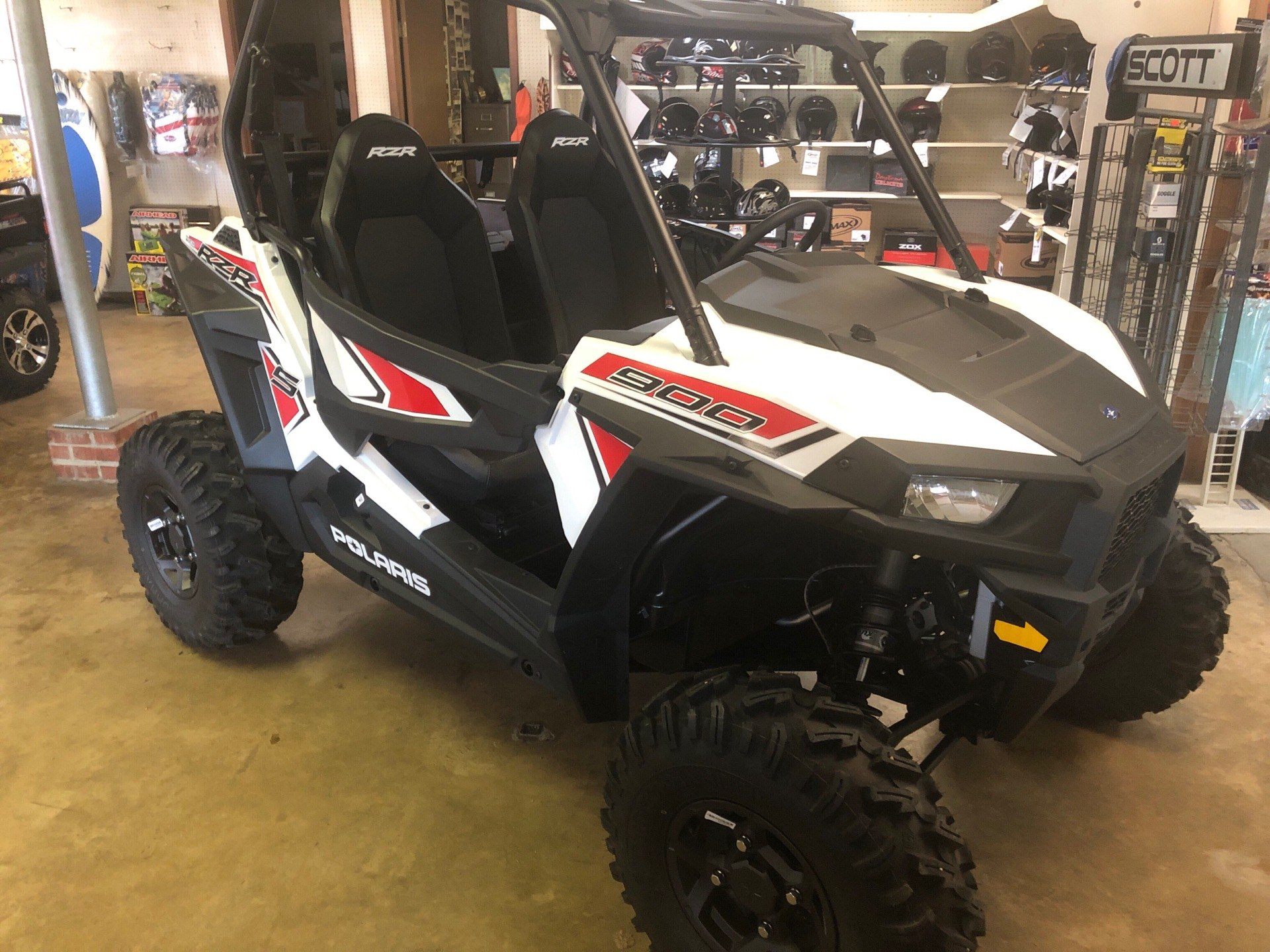 2019 Polaris RZR S 900 in Amory, Mississippi - Photo 1