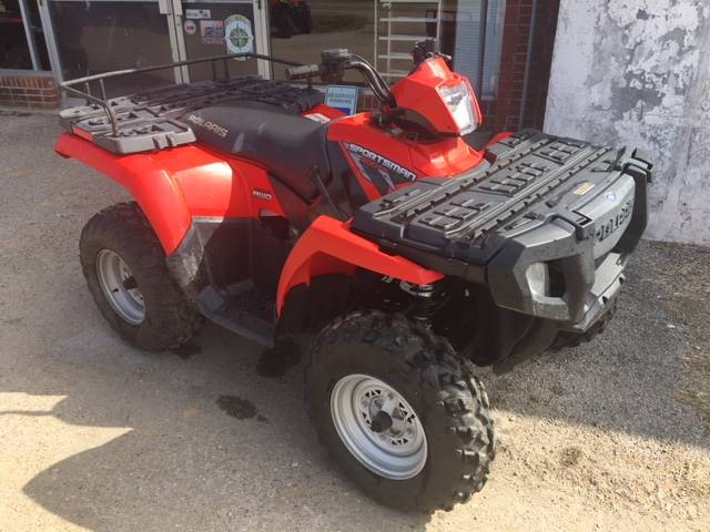 2008 Polaris Sportsman® 500 H.O. in Amory, Mississippi