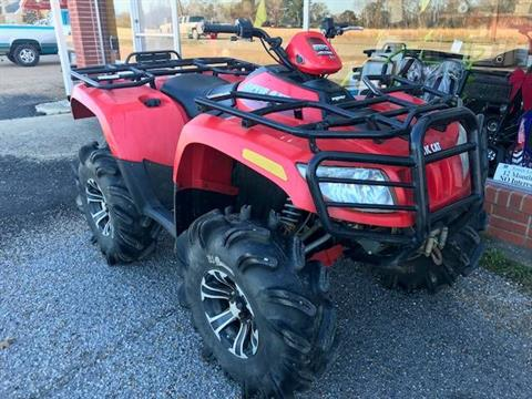 2007 Arctic Cat 650 H1 4x4 Automatic in Amory, Mississippi