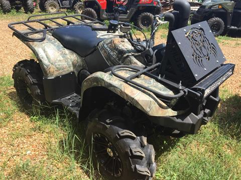 2014 Yamaha Grizzly 450 Auto. 4x4 in Amory, Mississippi