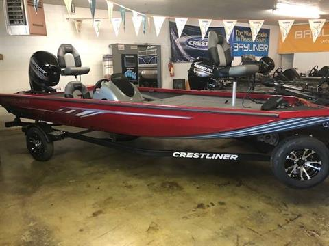 2019 Crestliner VT18C in Amory, Mississippi - Photo 1