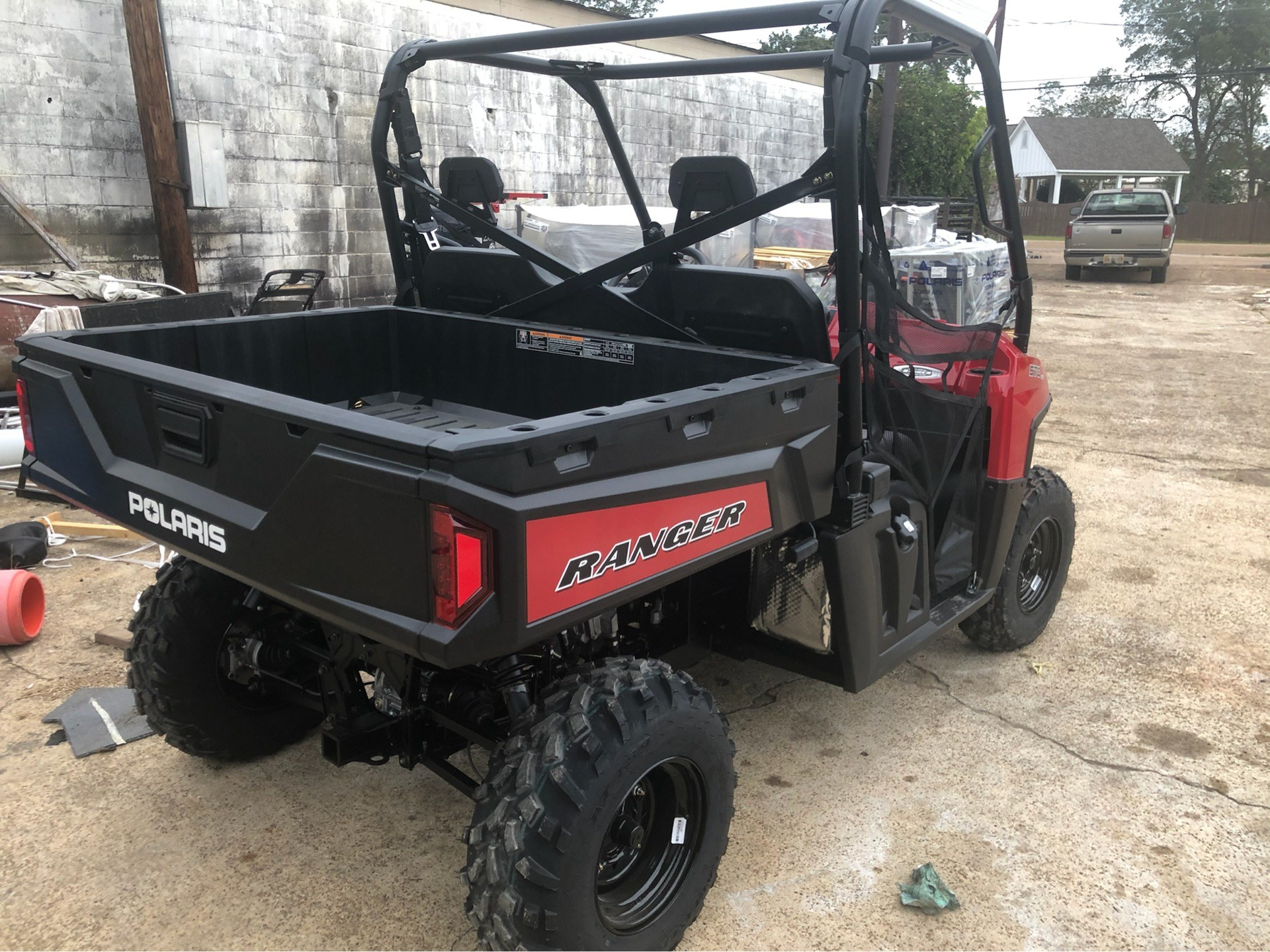 2020 Polaris Ranger 570 Full-Size in Amory, Mississippi - Photo 2