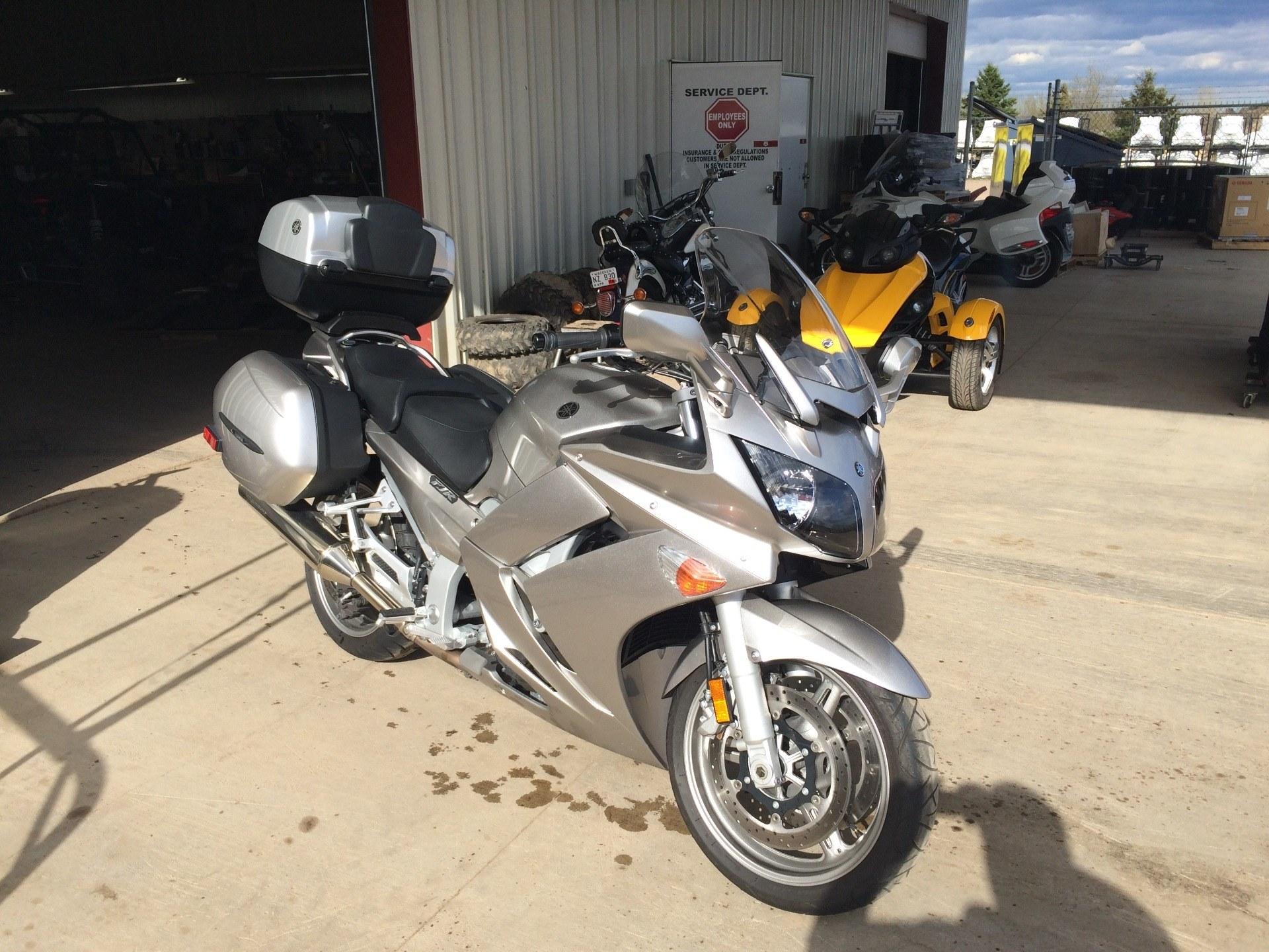 2011 Yamaha FJR1300A for sale 60296