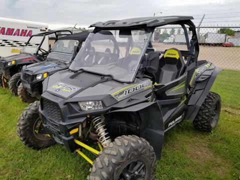 2016 Polaris RZR XP 1000 EPS in Antigo, Wisconsin