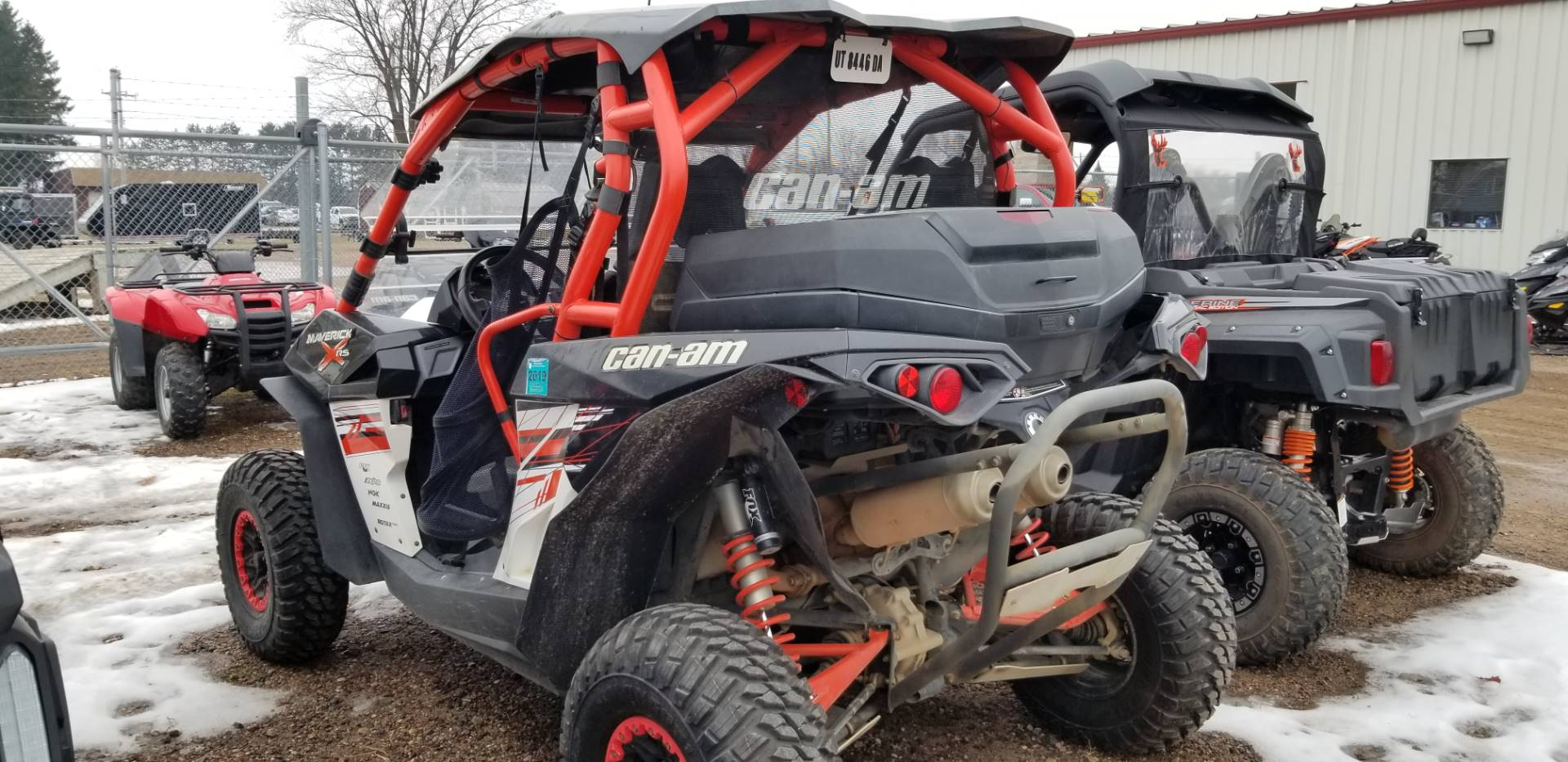 2015 Can-Am MAVERICK XRSDPS in Antigo, Wisconsin
