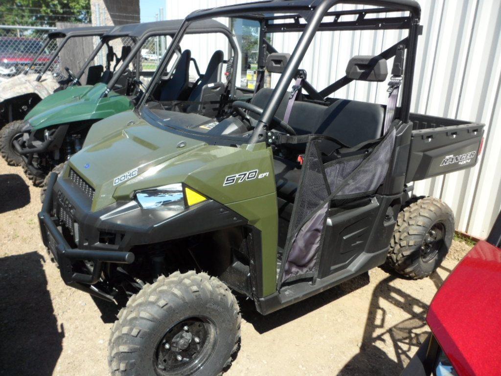 2015 Polaris Ranger570 Full Size for sale 25755