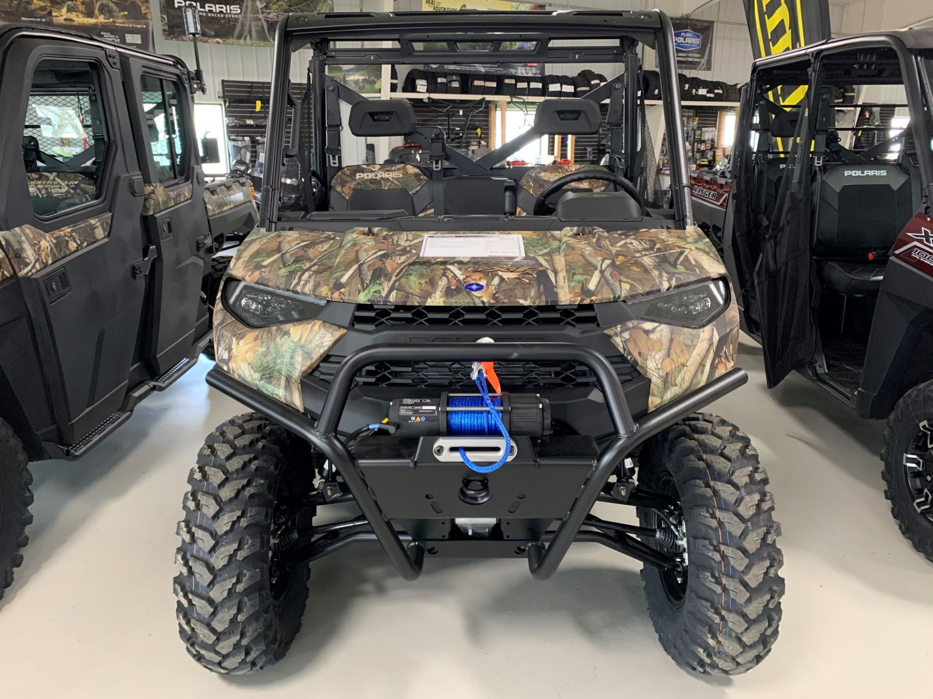 2021 Polaris Ranger XP 1000 Big Game Edition in Antigo, Wisconsin - Photo 1