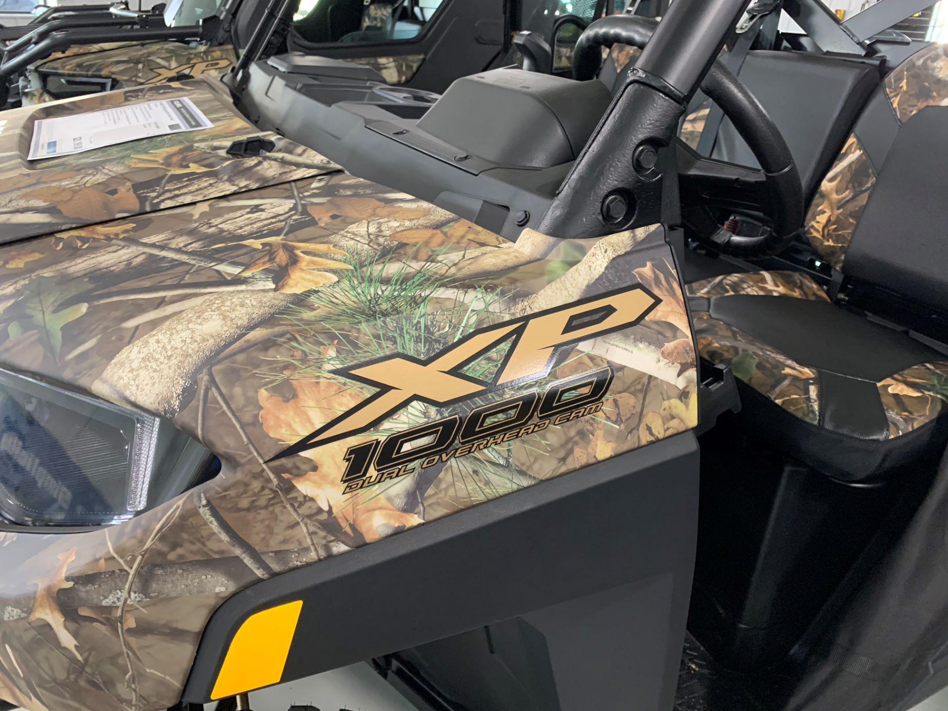 2021 Polaris Ranger XP 1000 Big Game Edition in Antigo, Wisconsin - Photo 2