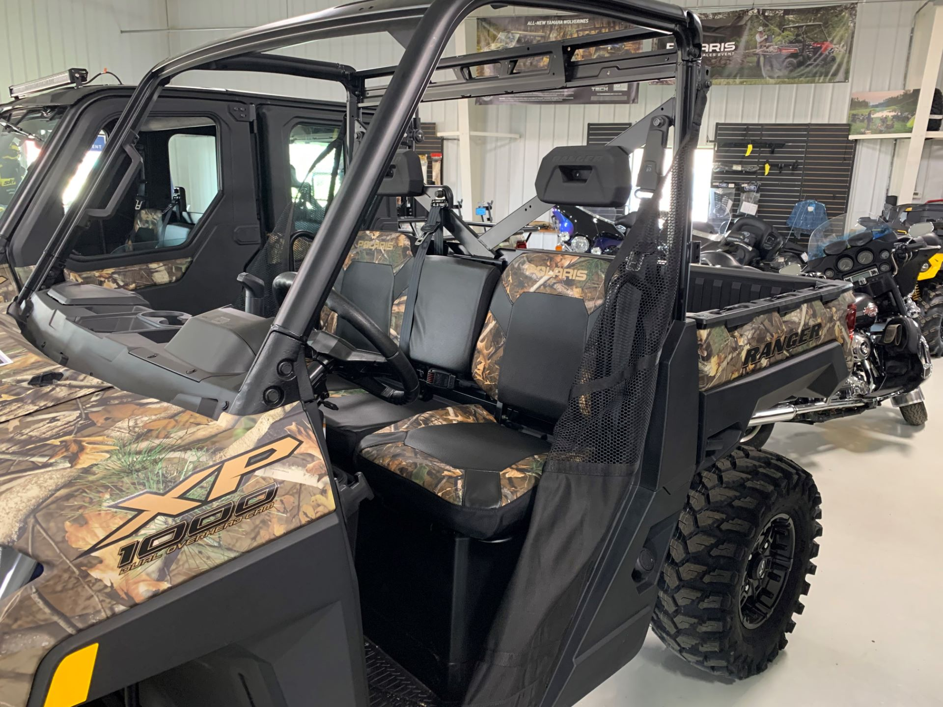 2021 Polaris Ranger XP 1000 Big Game Edition in Antigo, Wisconsin - Photo 3