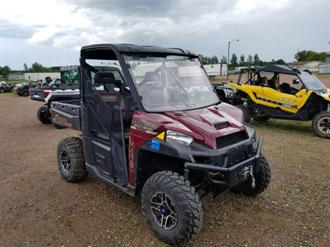 2017 Polaris Ranger XP 1000 EPS Ranch Edition in Antigo, Wisconsin - Photo 2