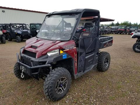 2017 Polaris Ranger XP 1000 EPS Ranch Edition in Antigo, Wisconsin - Photo 3