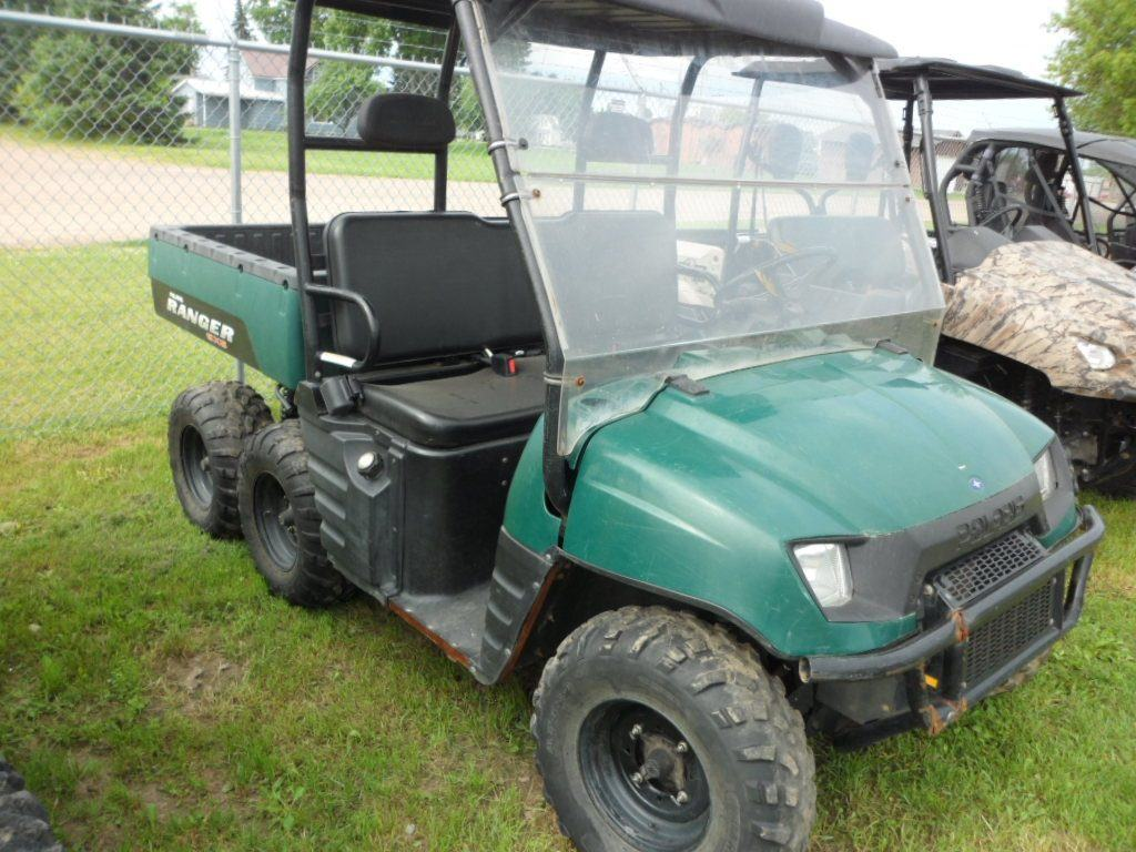 2005 Polaris Ranger 6x6 for sale 800