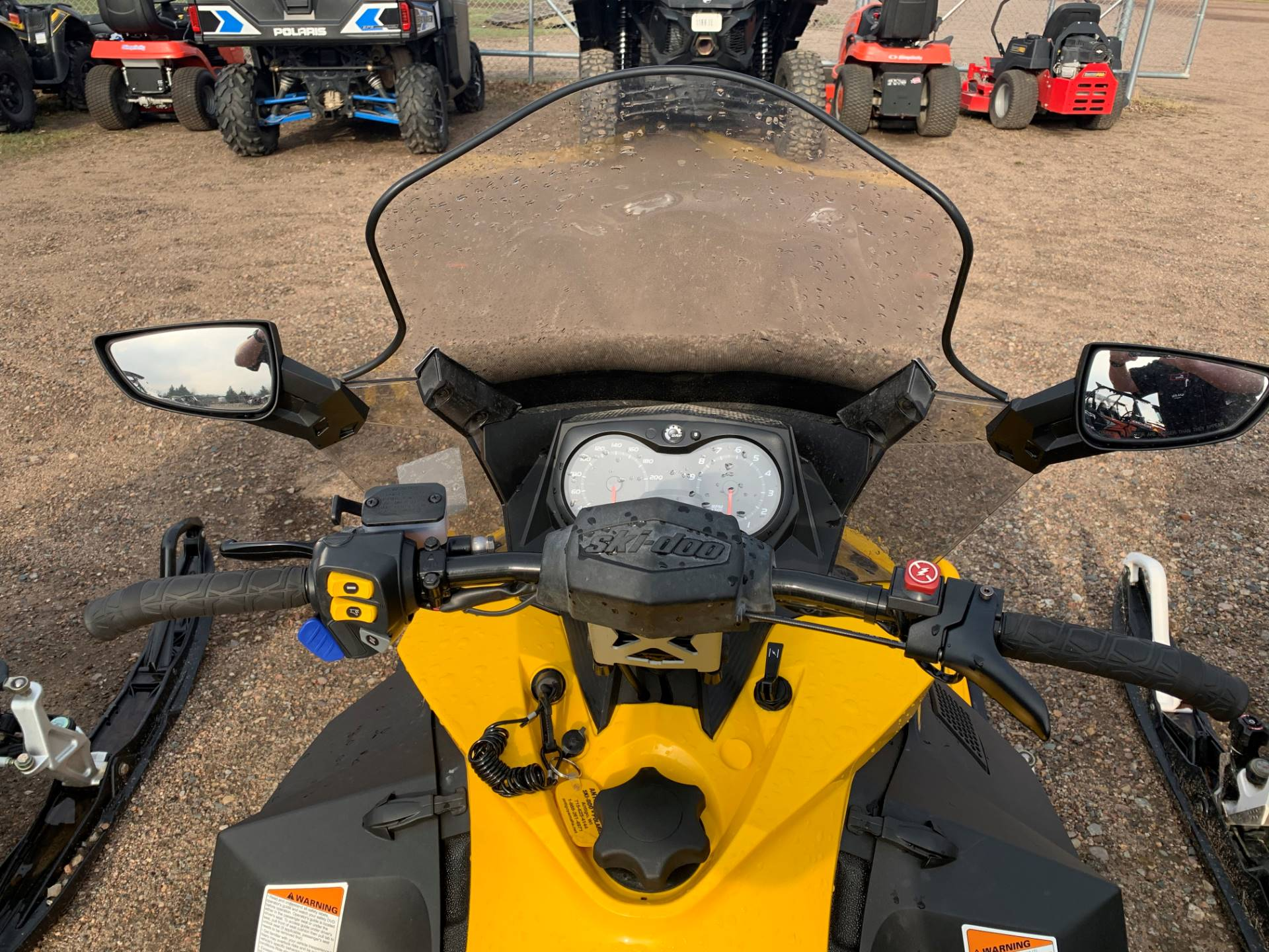2012 Ski-Doo MX Z® Sport 600 Carb ES in Antigo, Wisconsin - Photo 5