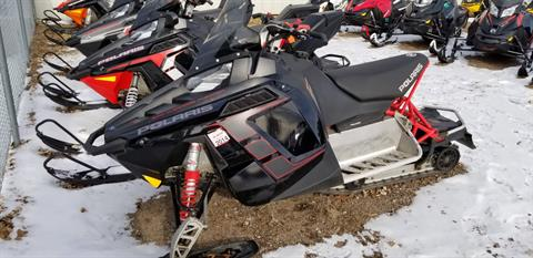 2010 Polaris 600 Rush in Antigo, Wisconsin