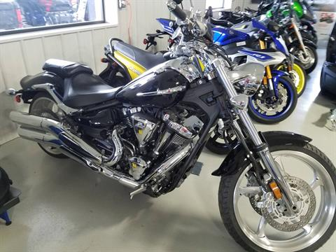 2012 Yamaha Raider S in Antigo, Wisconsin