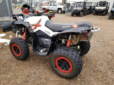 2016 Can-Am Renegade X xc 850 in Antigo, Wisconsin