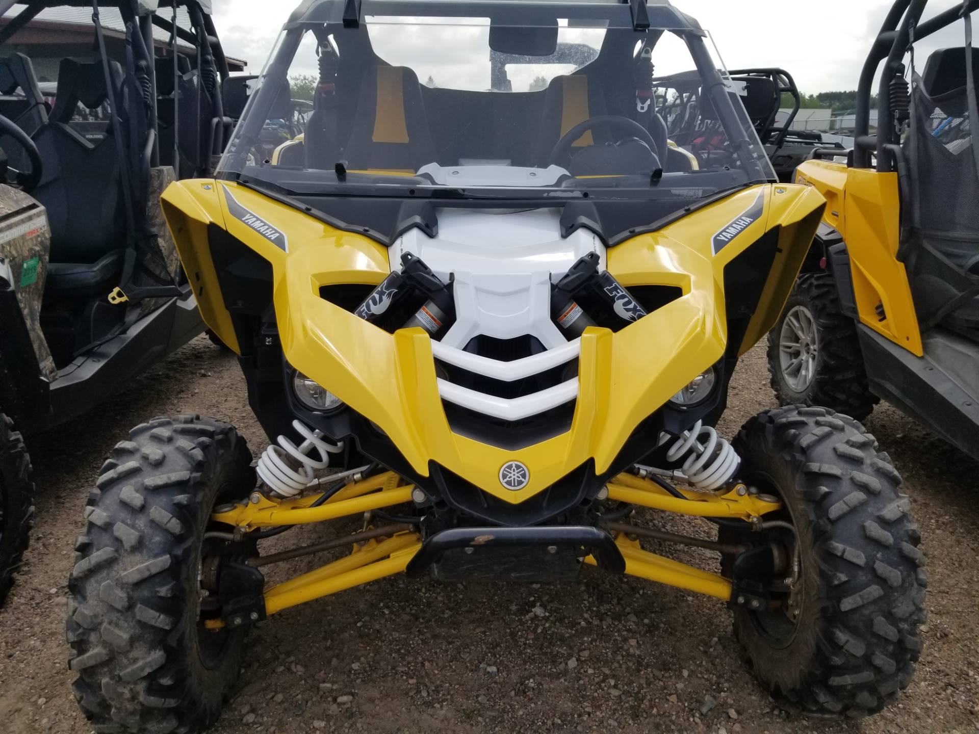 2016 Yamaha YXZ1000R SE in Antigo, Wisconsin