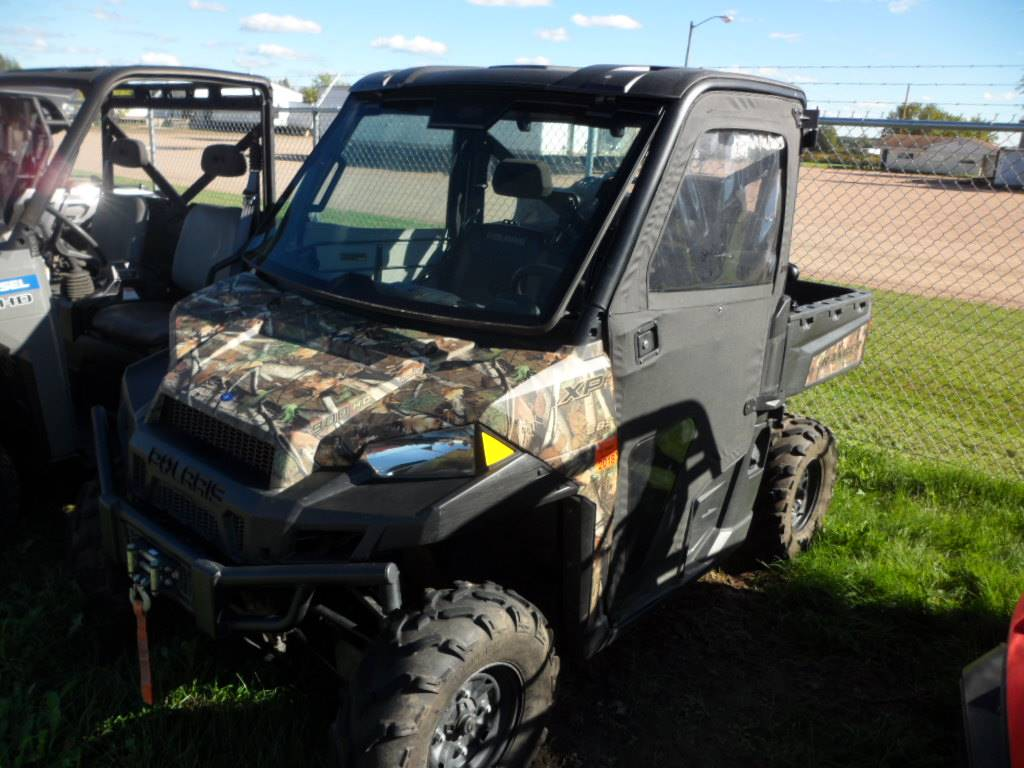2015 Polaris Ranger XP 900 EPS for sale 535