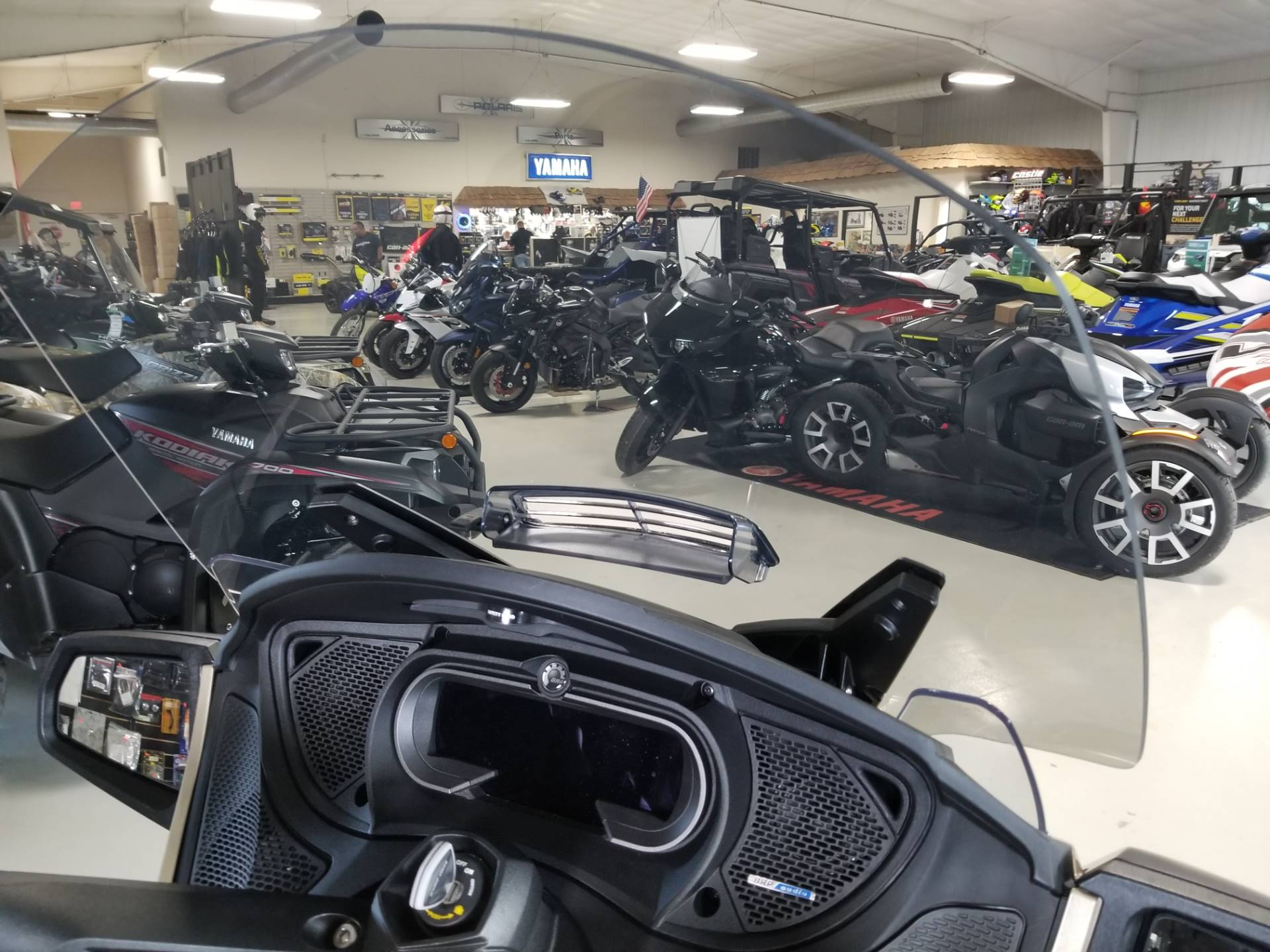 2018 Can-Am Spyder RT Limited in Antigo, Wisconsin - Photo 3